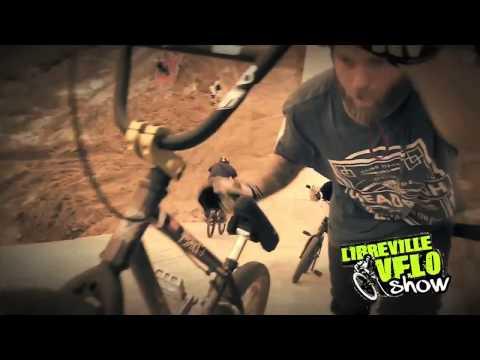 Libreville vélo show only in Gabon officiel
