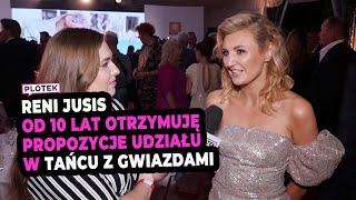 Dlaczego Reni Jusis bierze udział w TZG?