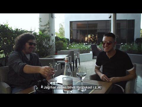 """Liam i LA: del 3 -  """"Här är den nya singeln"""""""