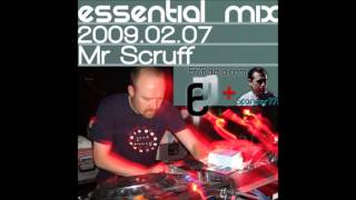 Mr Scruff - BBC Essential Mix 2009 (Full)