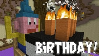 Minecraft - Build Battle Buddies - Billy's Birthday! W/AshDubh