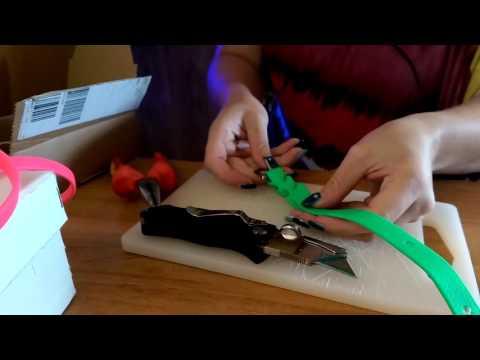 Beta-Biothane Flechten / Geflochten [Tutorial] DIY