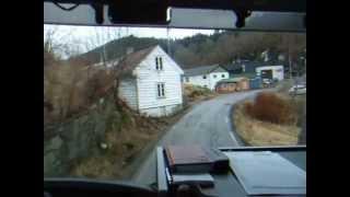 RV 567 Fotlandsvåg-Hosanger (Osterøy)