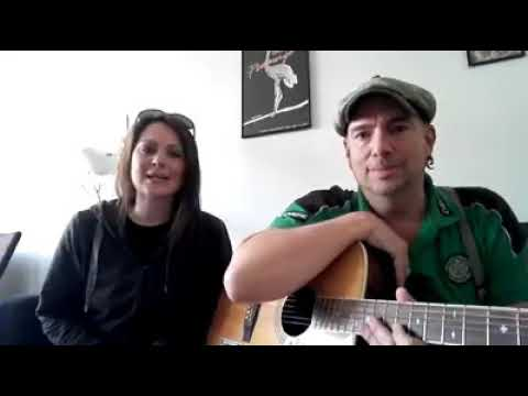 #playityourself: Kat Rose B. Rock & Alexandre Jamal Aerie Jr plays Irgenwie Irgendwo... by Nena