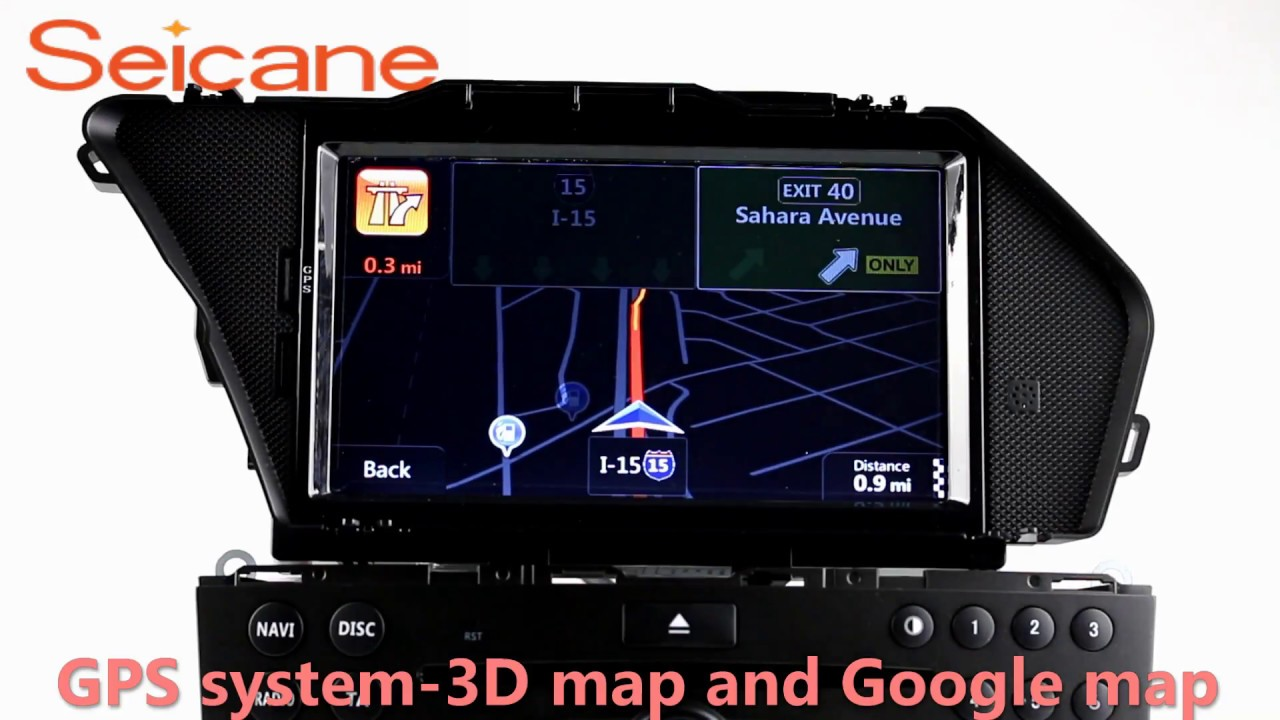 Oem 2008 2014 Mercedes Benz Glk X204 Radio Dvd Player Stereo With Vendo 63 Wiring Diagram Gps Mirror Link