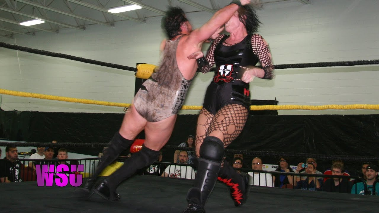 """Download Sami Callihan (Solomon Crowe) vs. Jessicka Havok - WSU   CZW """"Queen And King"""" - Intergender Mixed"""