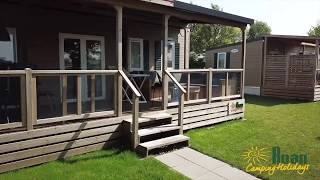 Mobile homes Supreme Lounge - camping Roompot Beach Resort - Roan Camping Holidays