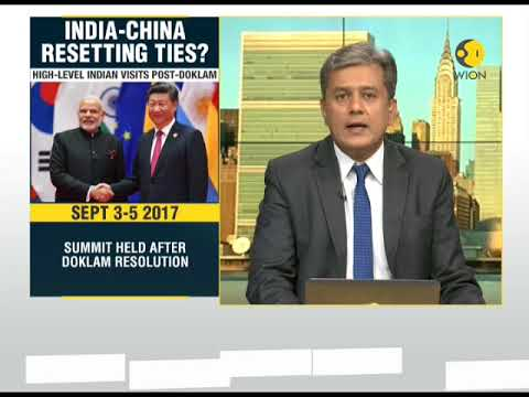 India's defence minister visits China today; Sitharaman to hold meetings with Chinese leaders
