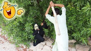 Scary Halloween Nun Prank in Pakistan | Funny Prank Video Compilation | Try Not To Laugh Challenge😂😂