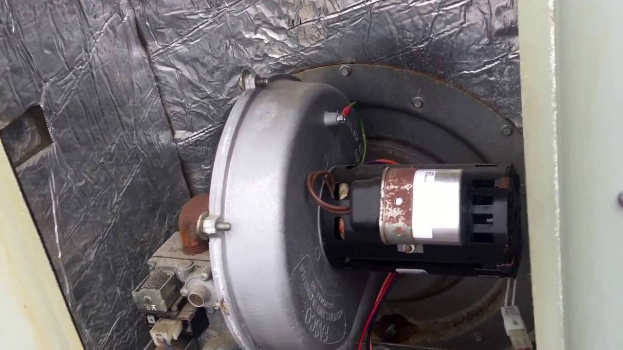 Trane Voyager Premix Burner Part 2 Youtube