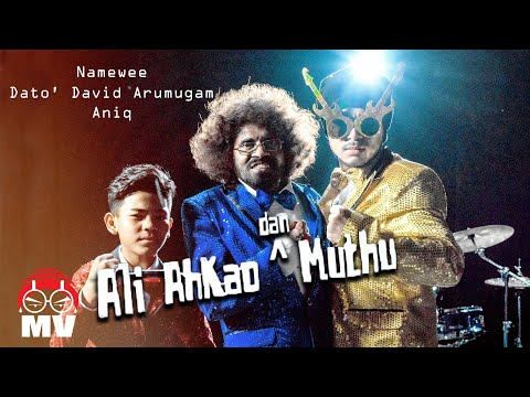 Namewee and his Ali AhKao Dan Muthu