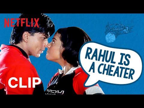 Shah Rukh Khan And Kajol Are Friend Goals   Kuch Kuch Hota Hai   Netflix India