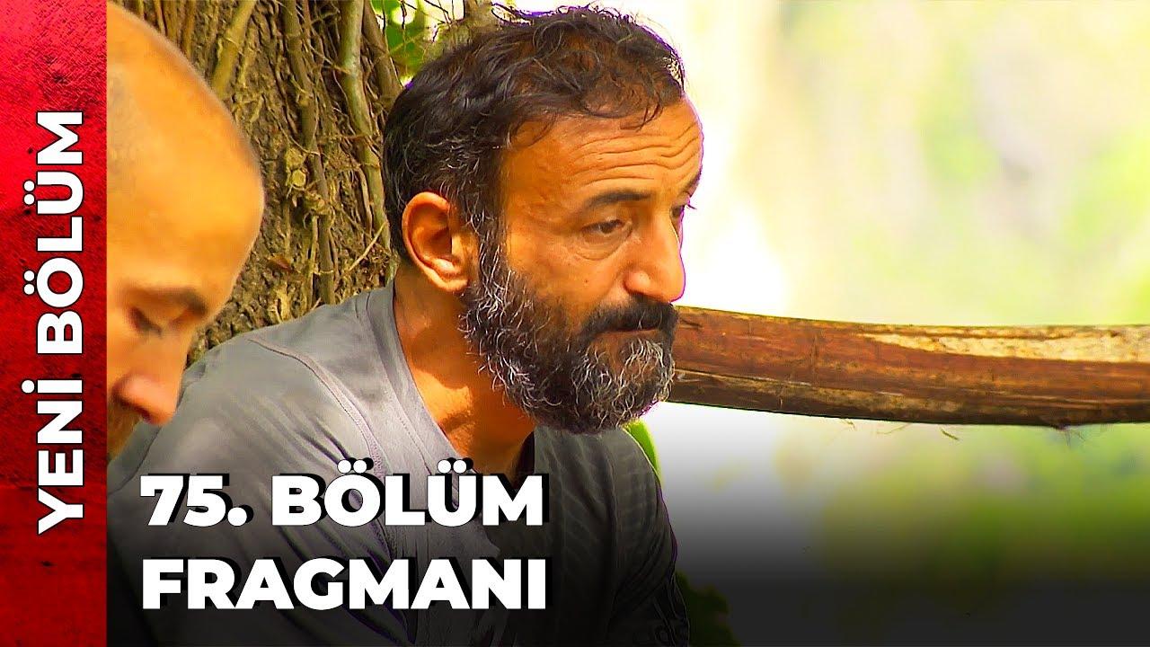 SURVİVOR 75. BÖLÜM FRAGMANI | ERSİN'E VEDA...