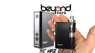 Beyond Vape Tandem 75watt TC Review On TVC