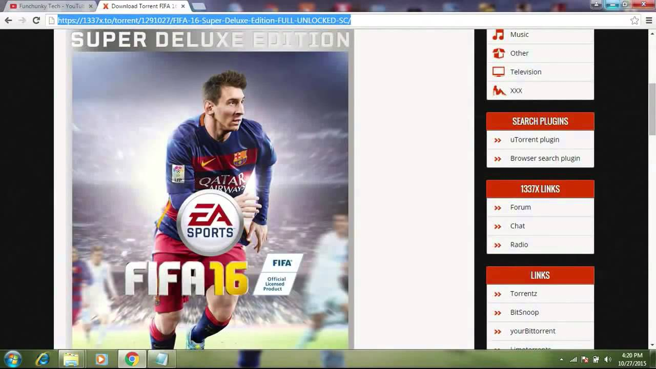 fifa 16 torrent download for pc full version