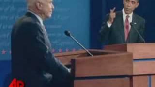 McCain, Obama Face Off in First Debate