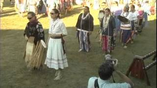 39th Annual Honor The Earth Homecoming Pow-wow -- Saturday Night Grand Entry