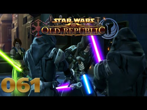 Star Wars The old Republic Gameplay german deutsch – Part 61 – Der Sith Hinterhalt