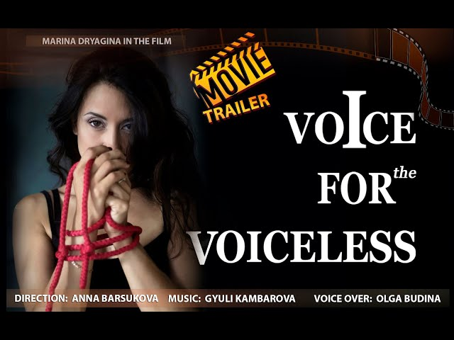 Voice for the Voiceless | Anna Barsukova | movie reaction | TRAILER