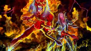 Iron Maiden - Hallowed Be Thy Name (Letras Inglés - Español)