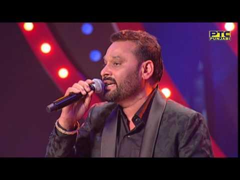 NACHATTAR GILL singing AKHIYAN CH PAANI | LIVE | Voice Of Punjab Season 7 | PTC Punjabi