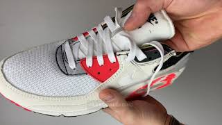 Nike AIR MAX III PREMIUM 'Bright Crimson' | UNBOXING & ON FEET | fashion shoes | 2021
