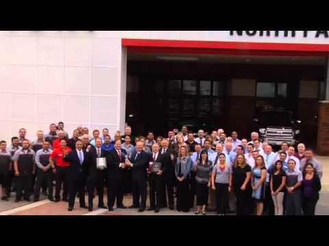 Superb North Park Toyota Of San Antonio Receives Toyotau0027s Most Exclusive U0026  Prestigious Award