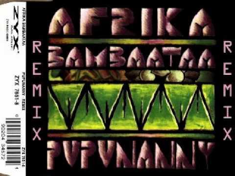 Afrika Bambaataa - Pupunanny(Original 7 Edit).