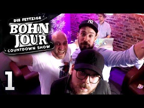 [1/3] Highlight-Show, Rapbattle mit Jan Köppen | Die FETTzige YouTube Countdown-Show | 31.08.2016