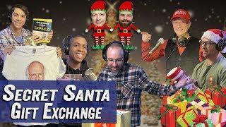 Secret Santa Gift Exchange - Jim Norton & Sam Roberts