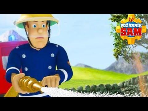 Požárník Sam ⭐️ Skákání do ohniště! 🔥 1 hodina Nejlepší záchrany | Kreslená from YouTube · Duration:  54 minutes 39 seconds