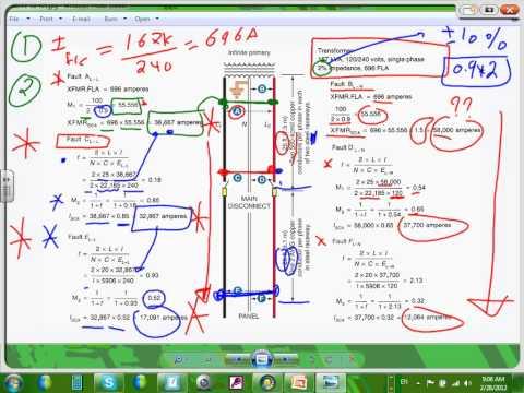 Short-circuit Calculation And OCPD Coordination-EWC-Ch#18--02-28-12 .wmv
