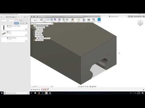 DIY Metal Router 2 Part 4