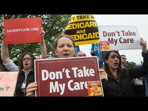 GOP Senate healthcare bill leaves 20mn uncovered – CBO