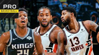 LA Clippers vs Sacramento Kings | Dec. 31, 2019 | 2019-20 NBA Season | Обзор матча