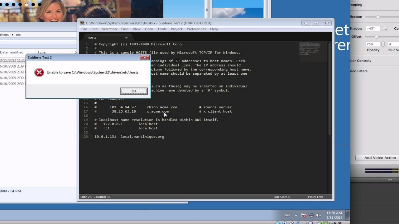 Local Testing with Virtualbox and MAMP Pro