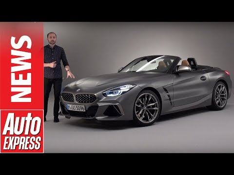 New BMW Z4 roadster: full details on the Toyota Supra's sister car