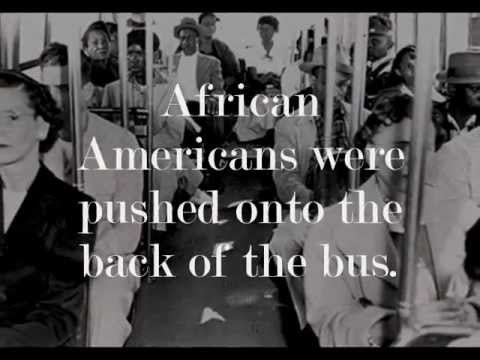 The Montgomery Bus Boycott - Movie Trailer