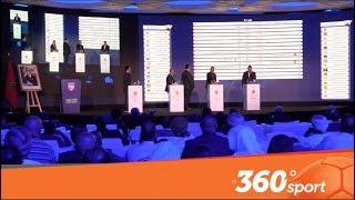 Le360.ma • ردود أفعال رؤساء الأندية المغربية بعد قرعة كأس محمد السادس للأندية الأبطال
