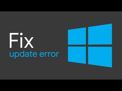 0x800F081F - 0x20003 Windows 10 (1809) October update error fix