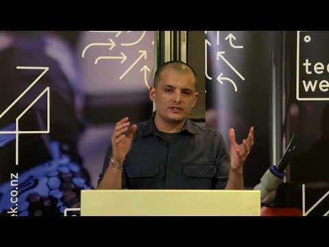 Derek Handley on the state of NZ technology | Techweek'18
