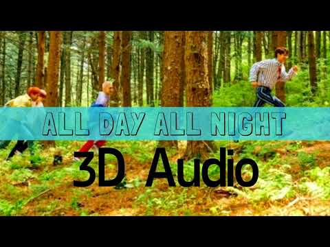 [3D AUDIO] SHINee - All Day All Night