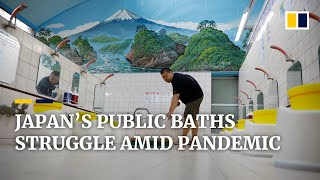Public bath houses in Japan struggle to survive during Covid-19 pandemic