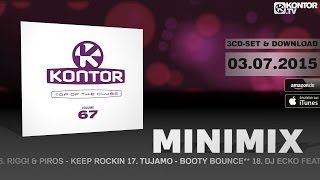Kontor Top Of The Clubs Vol 67 Official Minimix HD