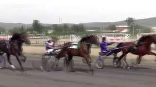 Сельские соревнования по конному спорту-Абаканский Ипподром 2015