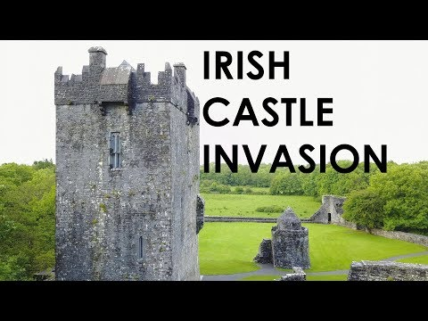 Invasion With Castles! British Attempt To Invade Ireland - Connemara