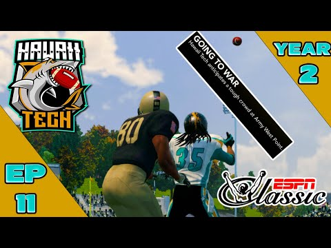 Army DITCHES The Option!! 😱😱 | NCAA 14 Teambuilder Dynasty (S2) Ep. 11