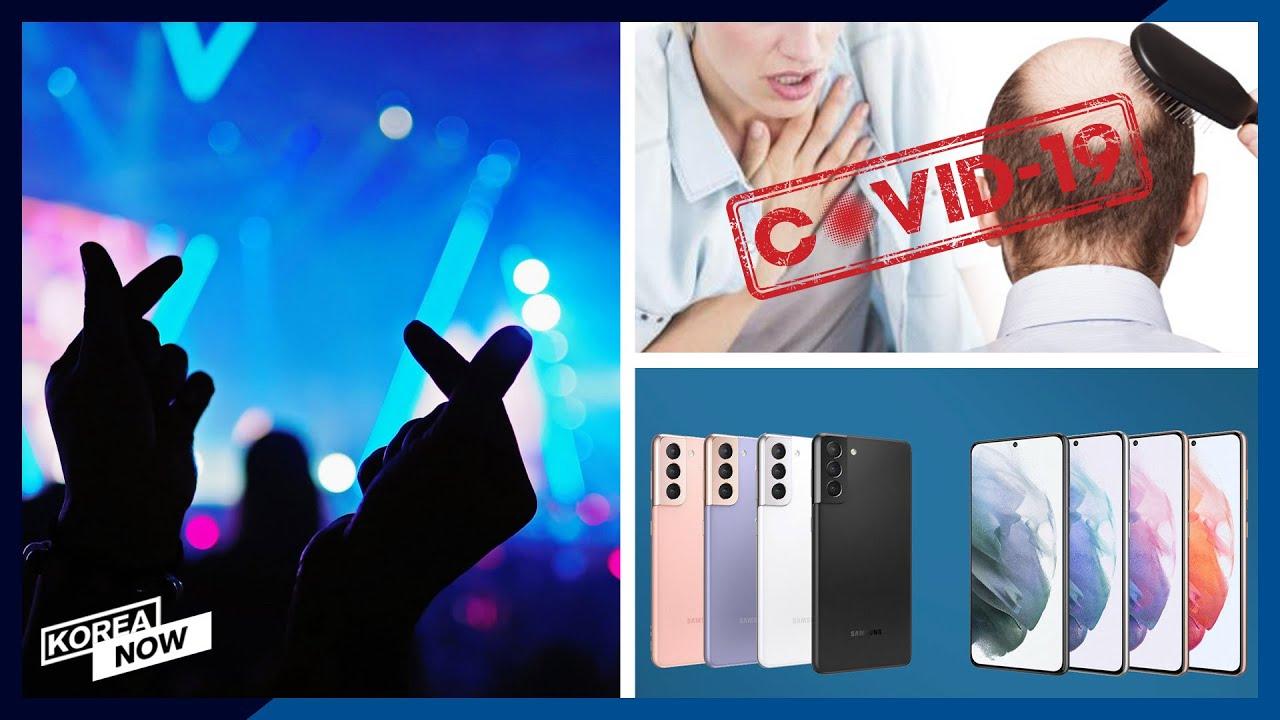 COVID survivors may suffer hair loss/ Samsung unveils Galaxy S21/Global hallyu fans surpass 100 mln