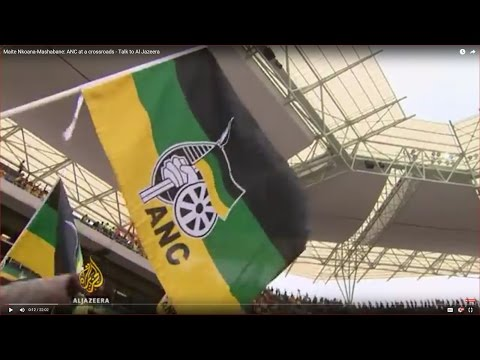 Maite Nkoana-Mashabane: ANC at a crossroads - Talk to Al Jazeera
