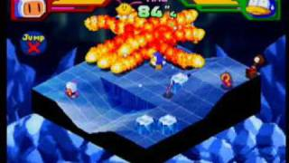 Sega Saturn: Saturn Bomberman Fight!!